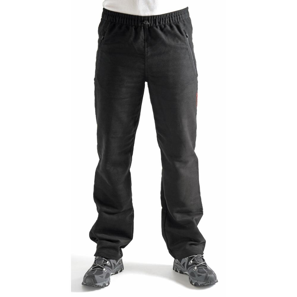Benesport pánske nohavice Abov - čierne, veľkosť S
