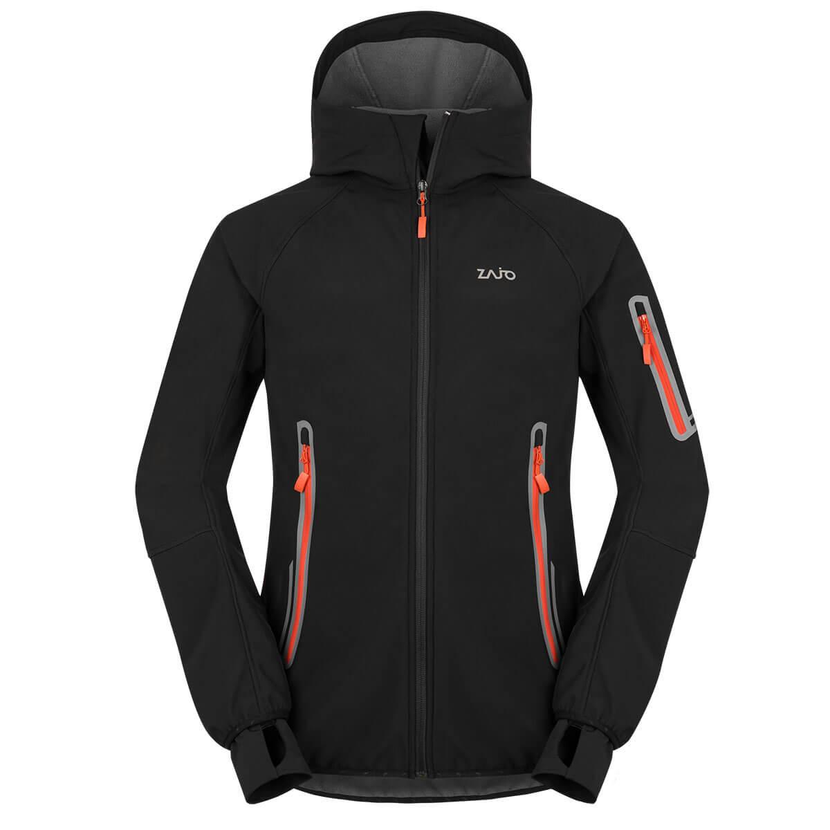 Pánska bunda Zajo Glacier Neo JKT Black - veľkosť XS