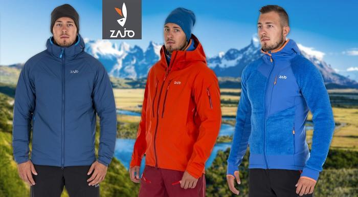 Fotka zľavy: V zime ani krok bez špičkovej pánskej bundy. Siahnite po kvalitných materiáloch a zaujímavom dizajne od slovenskej značky outdoorového vybaveni ZAJO.