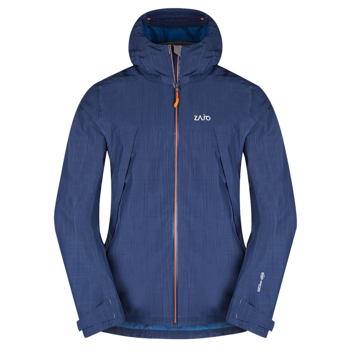 Pánska bunda Zajo Gasherbrum Neo JKT Estate Blue - veľkosť S