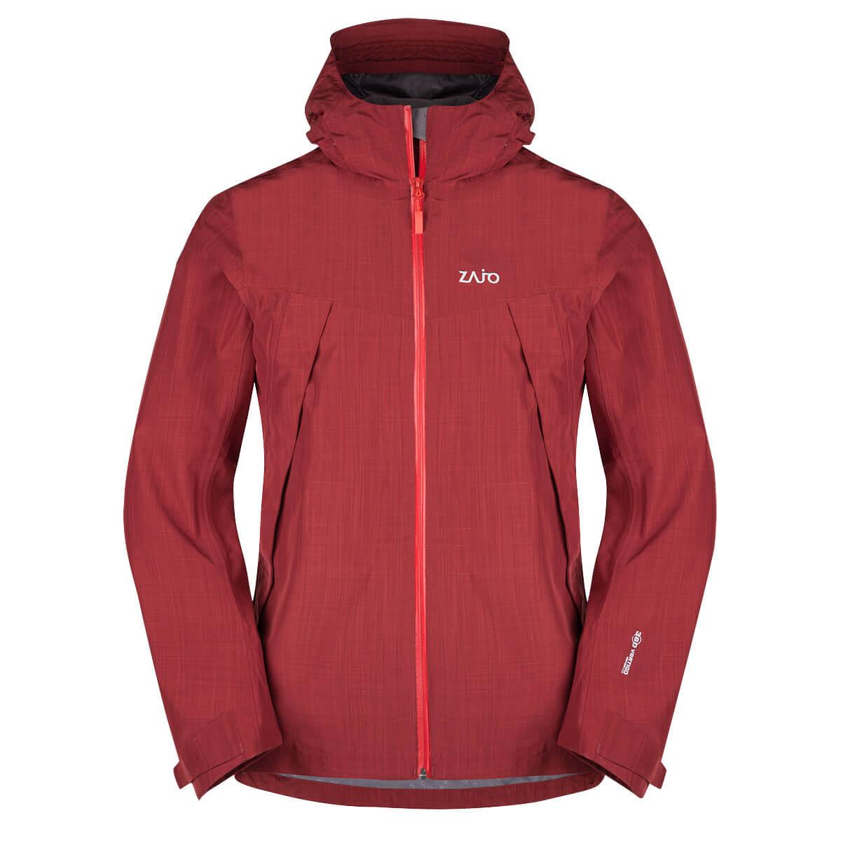Pánska bunda Zajo Gasherbrum Neo JKT Syrah - veľkosť S