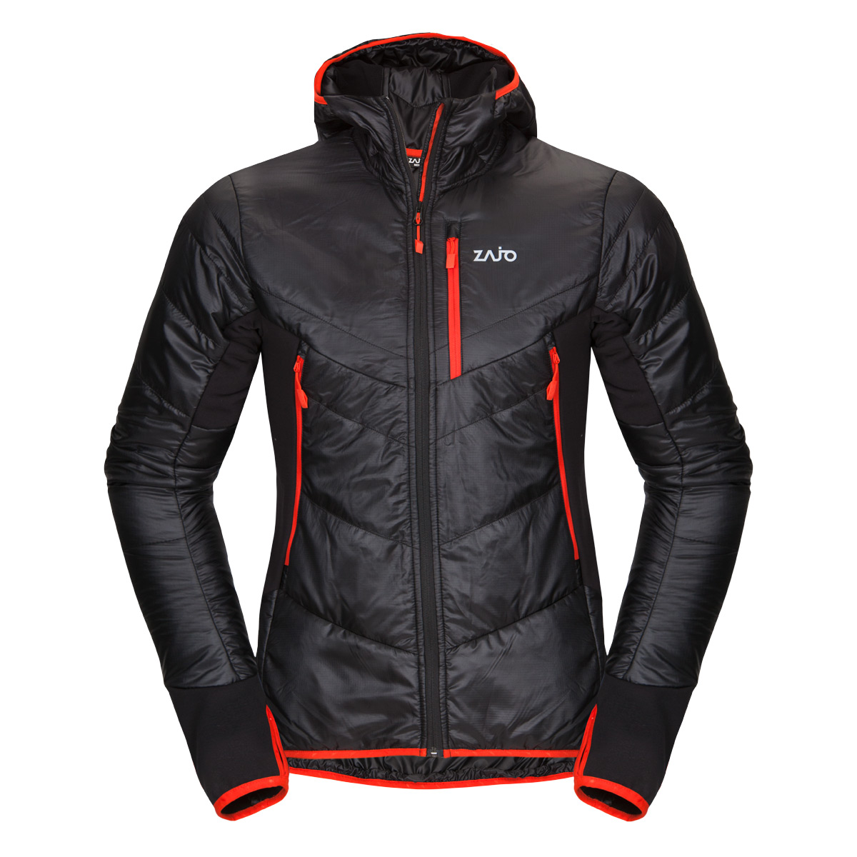 Pánska bunda Zajo Arth JKT Black - veľkosť L