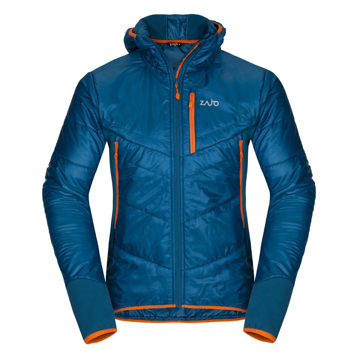 Pánska bunda Zajo Arth JKT Moroccan Blue - veľkosť S