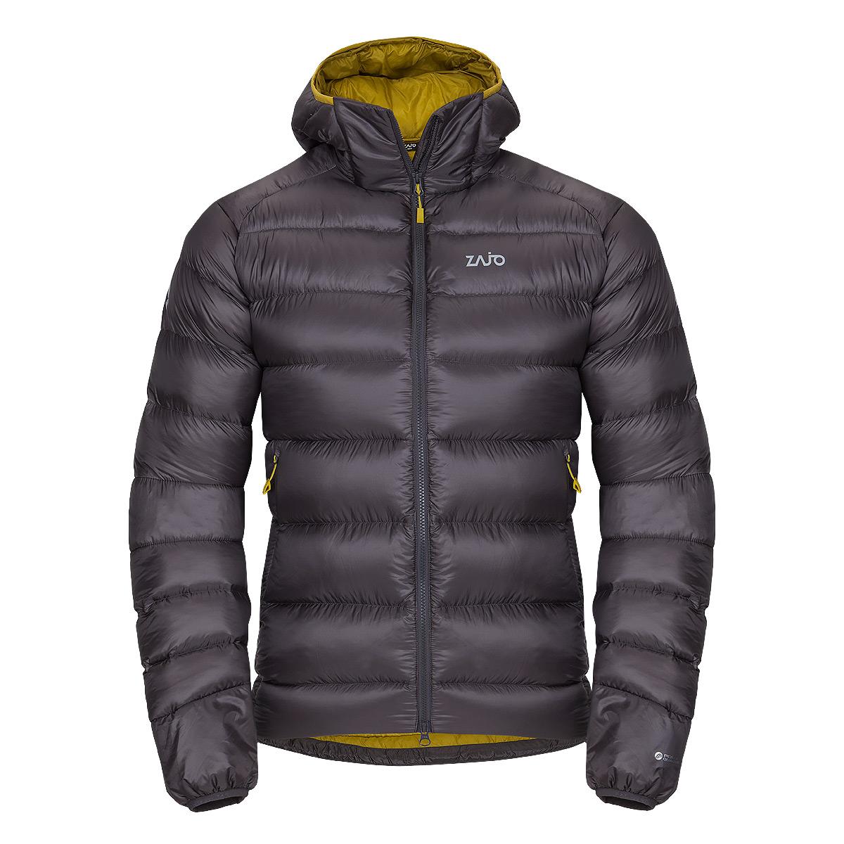 Pánska bunda Zajo Moritz JKT Magnet-Cress Green - veľkosť L