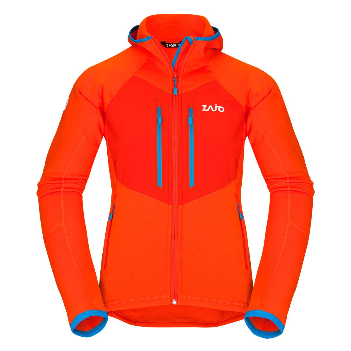 c459f5d85706 Pánska bunda Zajo Glacier Neo JKT Flame - veľkosť L