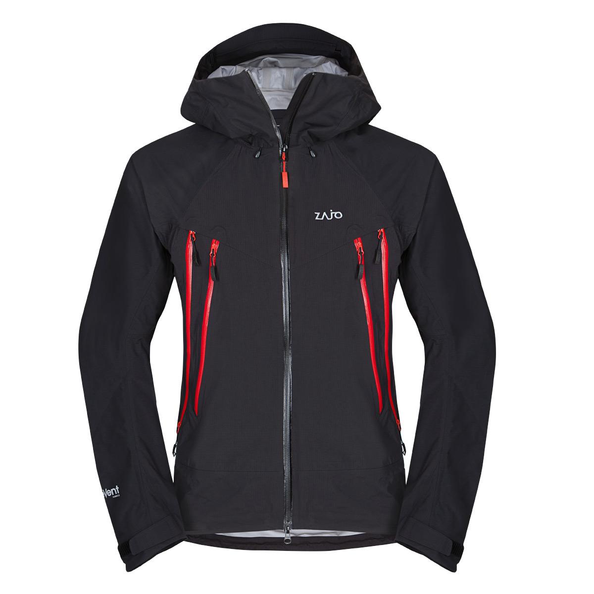 Pánska bunda Zajo Karakorum Neo JKT Black - veľkosť S