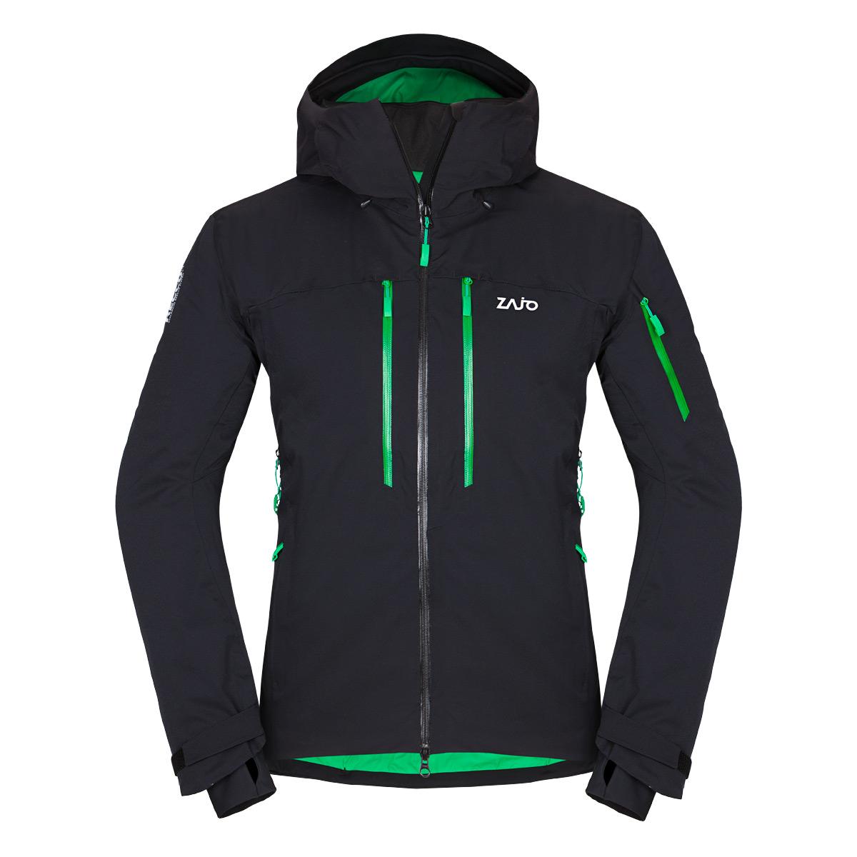 Pánska bunda Nuuk Neo JKT Black - veľkosť L