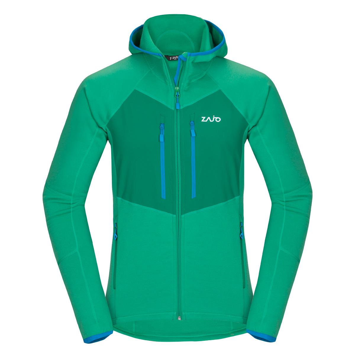 Pánska bunda Zajo Glacier Neo JKT Bright Green - veľkosť S
