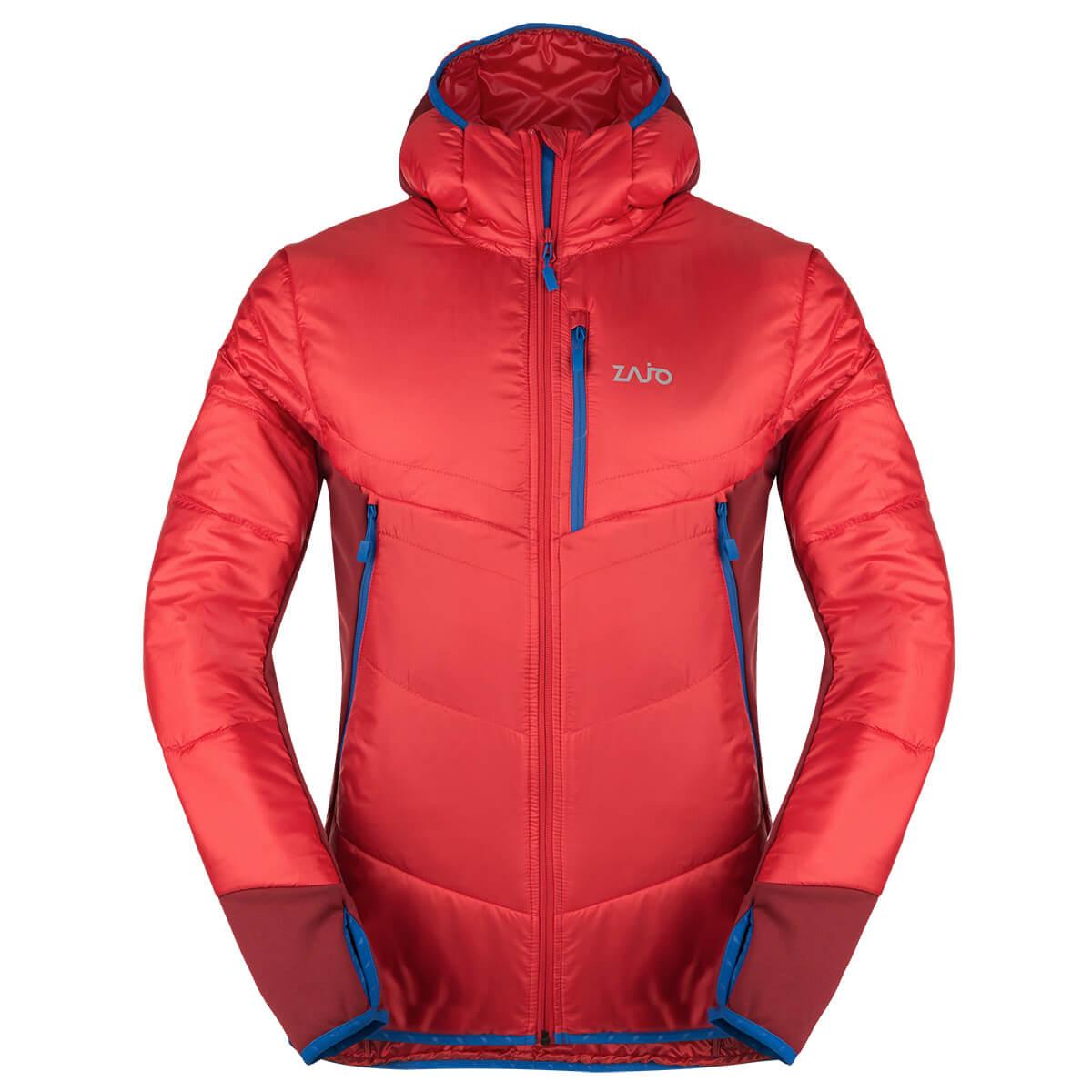 Pánska bunda Zajo Arth Jkt Red - veľkosť S