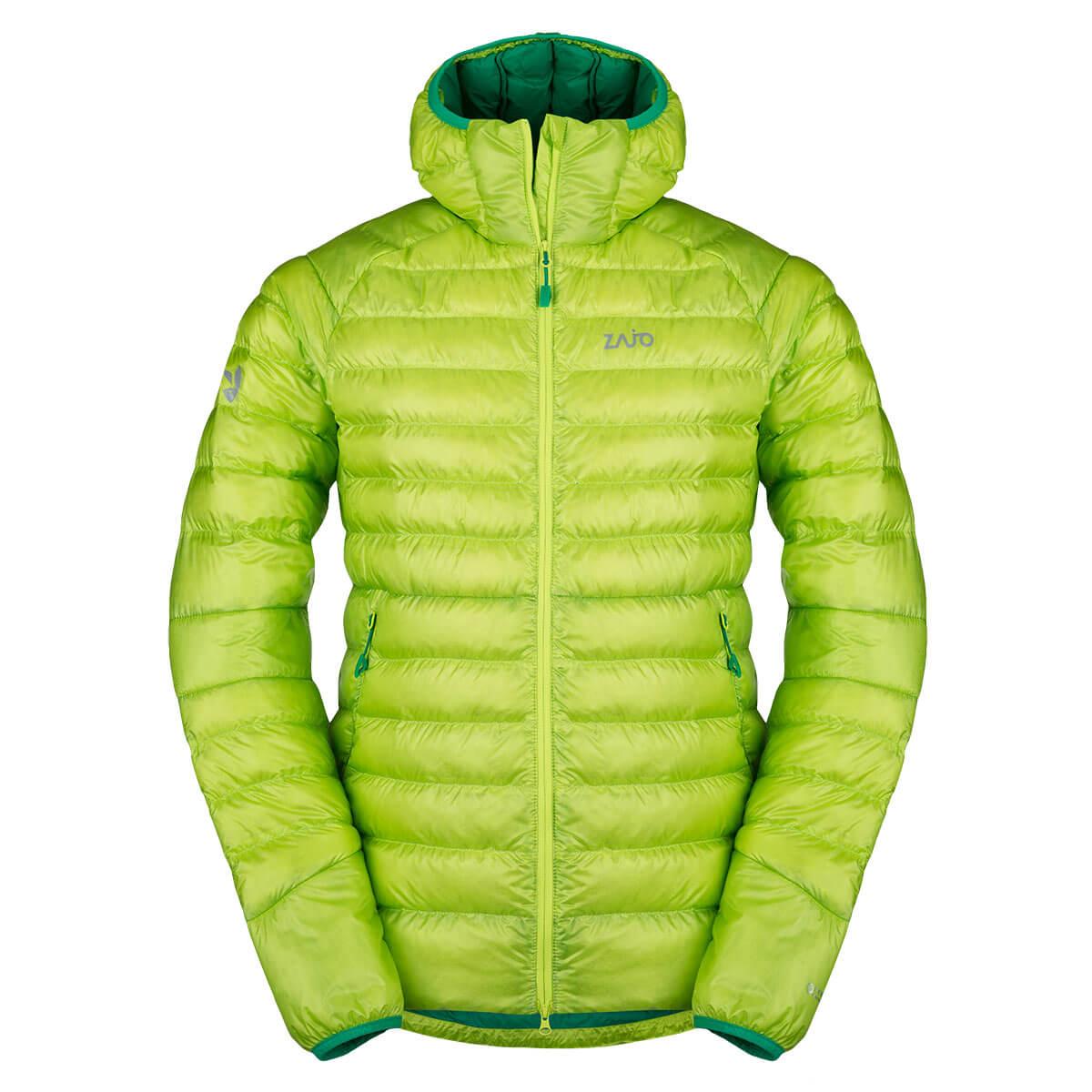 ZAJO Pánska bunda Lofer JKT Acid Lime - veľkosť M