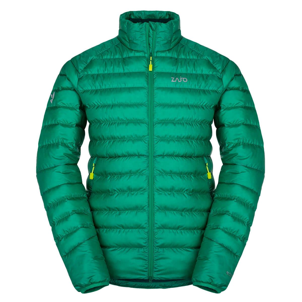 ZAJO Pánska bunda Lofer NH JKT Golf Green - veľkosť S