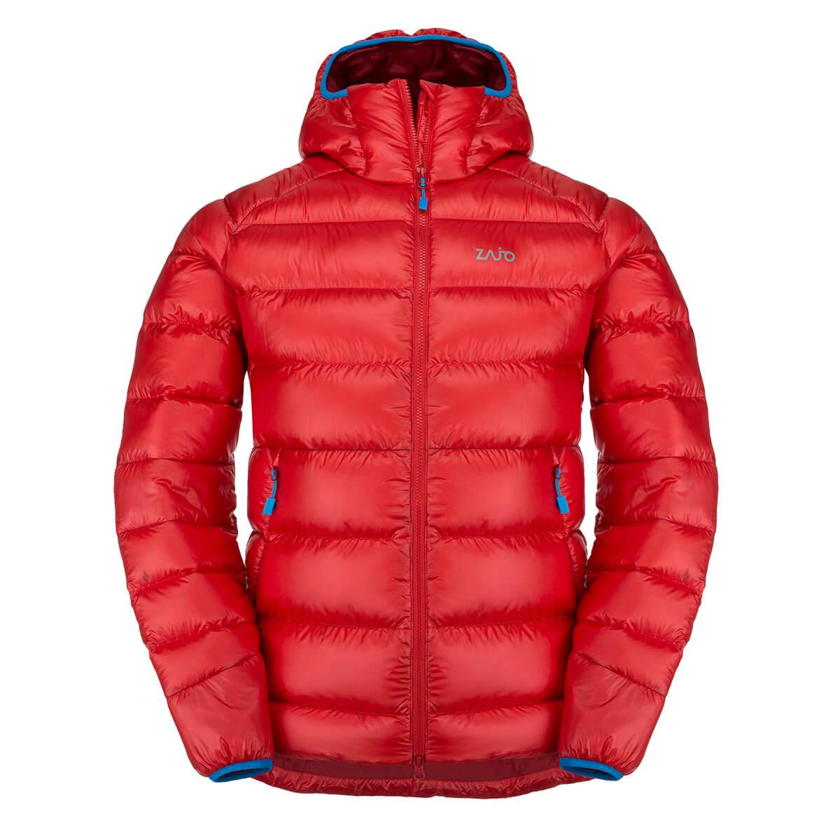 Pánska bunda Moritz JKT Racing Red - veľkosť S