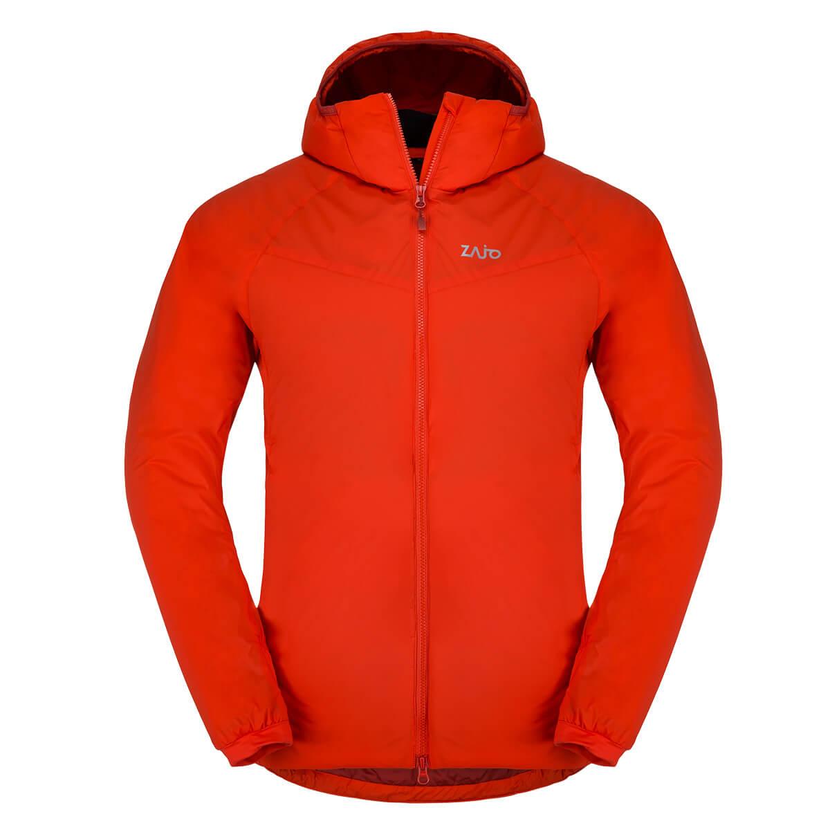 e1053ea42153 Pánska bunda Zajo Narvik JKT Red - veľkosť L