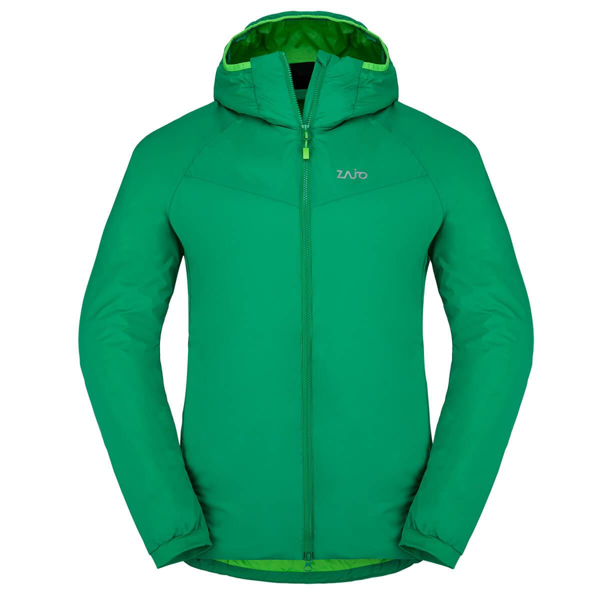 Pánska bunda Zajo Narvik JKT Golf Green - veľkosť S