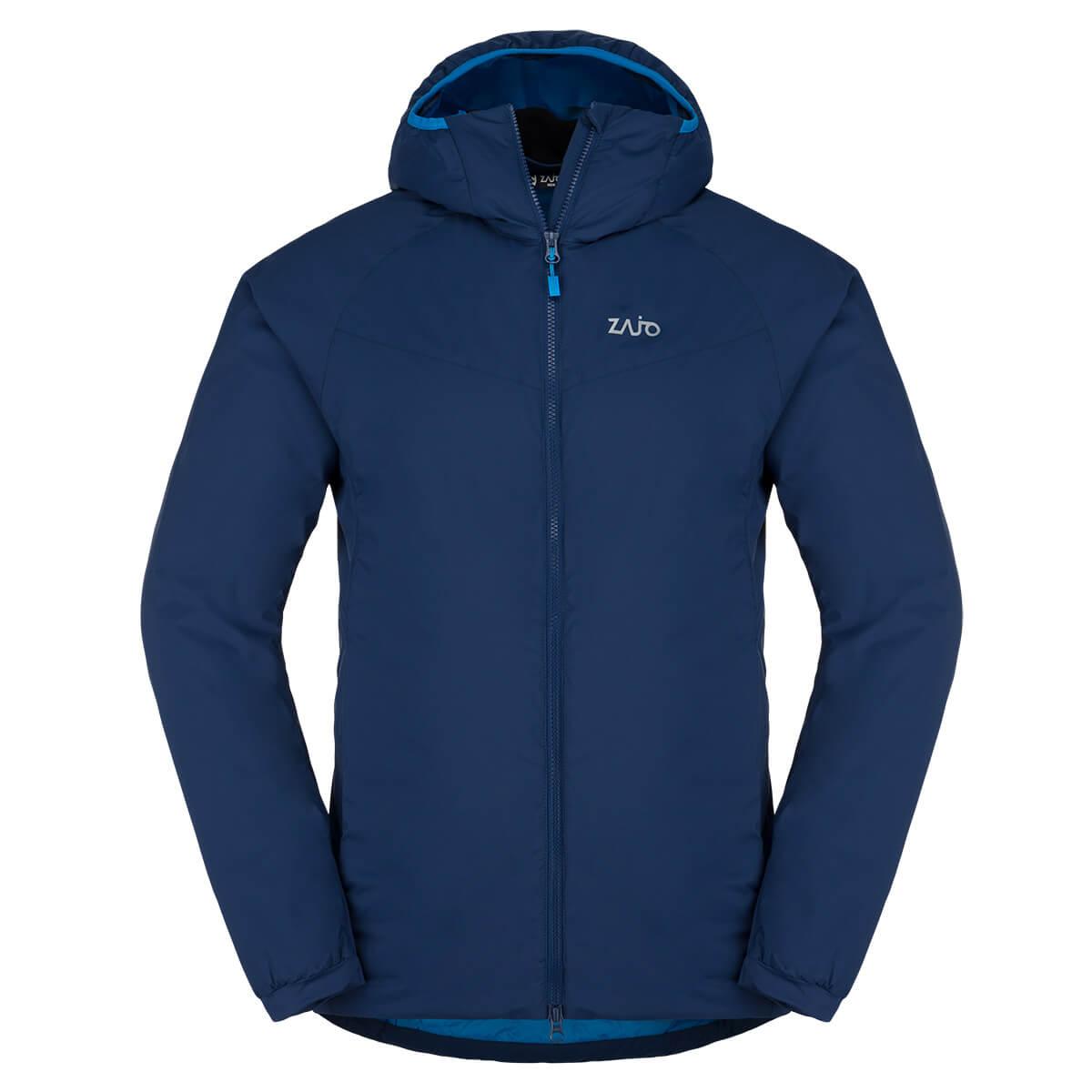 Pánska bunda Zajo Narvik JKT Estate Blue - veľkosť S