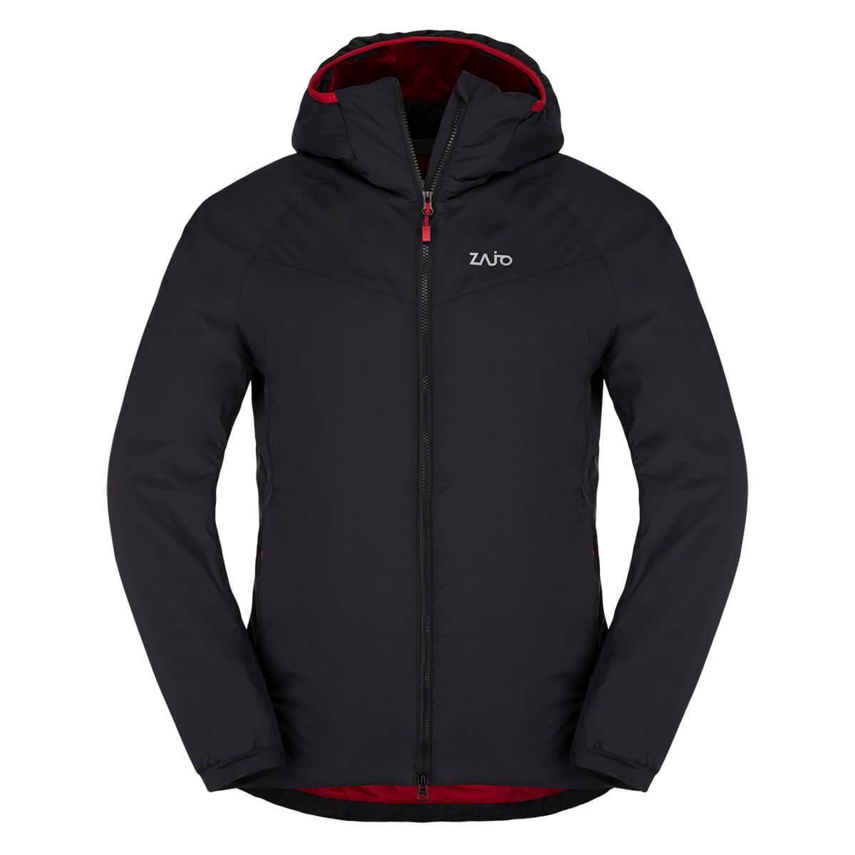 Pánska bunda Zajo Narvik JKT Black - veľkosť S