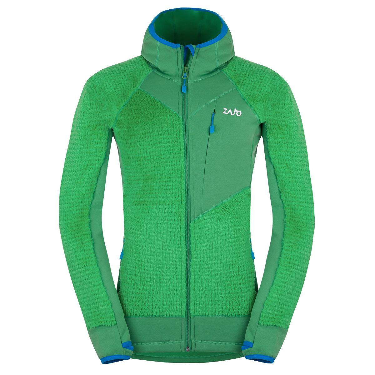 Pánska bunda Zajo Meribel JKT Bright Green - veľkosť S