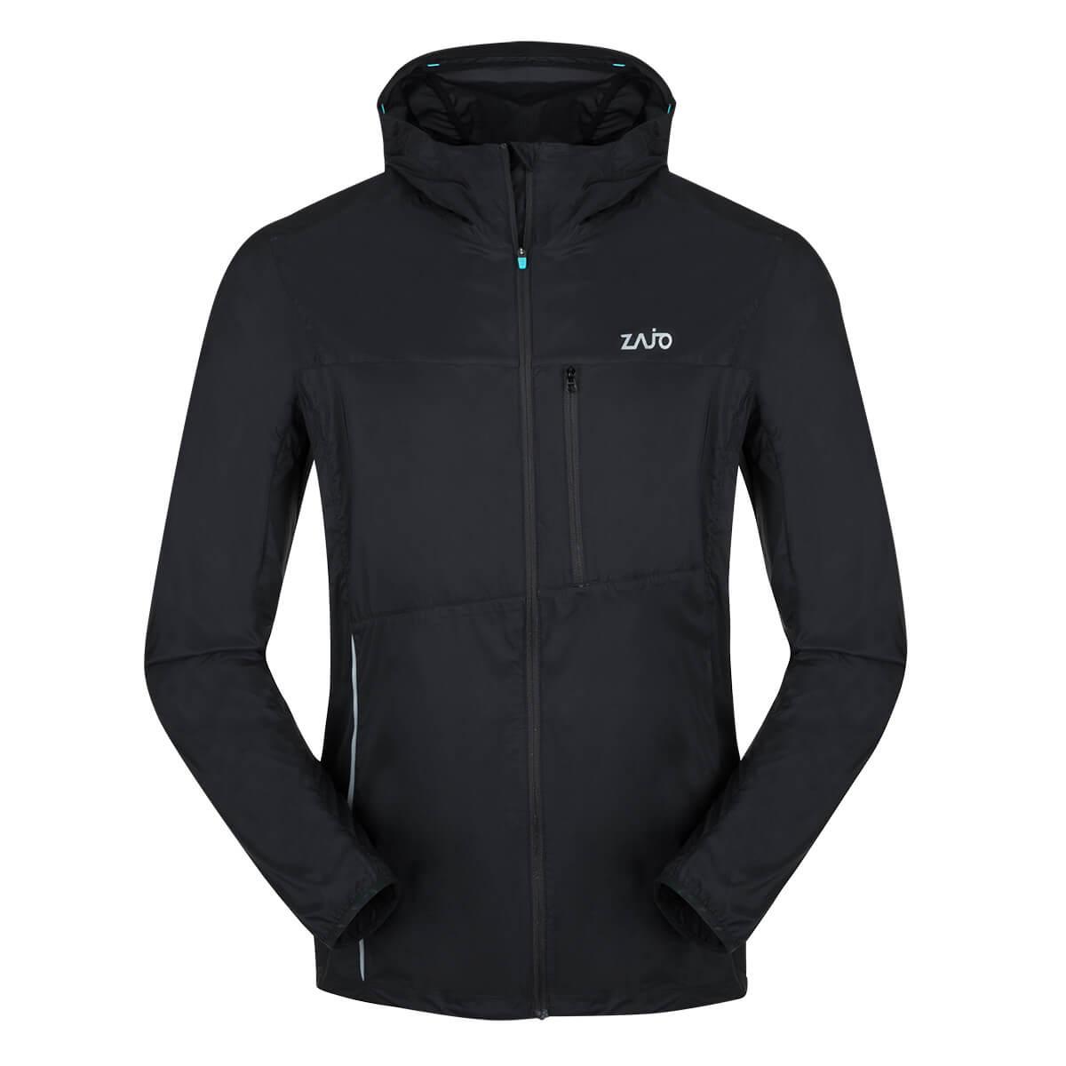 Pánska bunda Zajo Litio JKT Black - veľkosť S