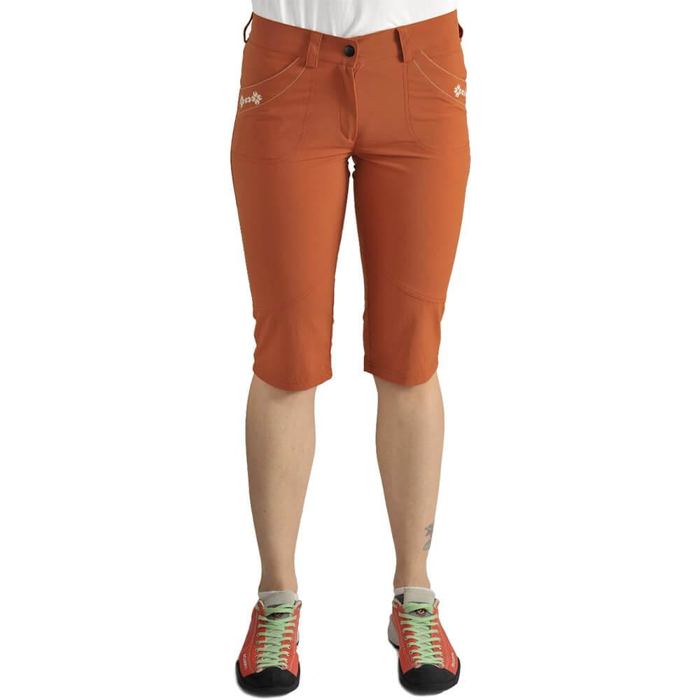 Benesport dámske nohavice Magura - tehlové, veľkosť XS