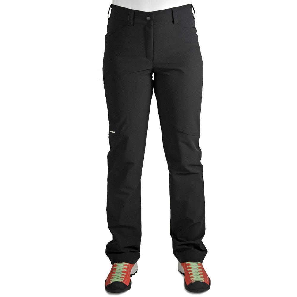 Benesport dámske nohavice Štiavnica - čierne, veľkosť XS