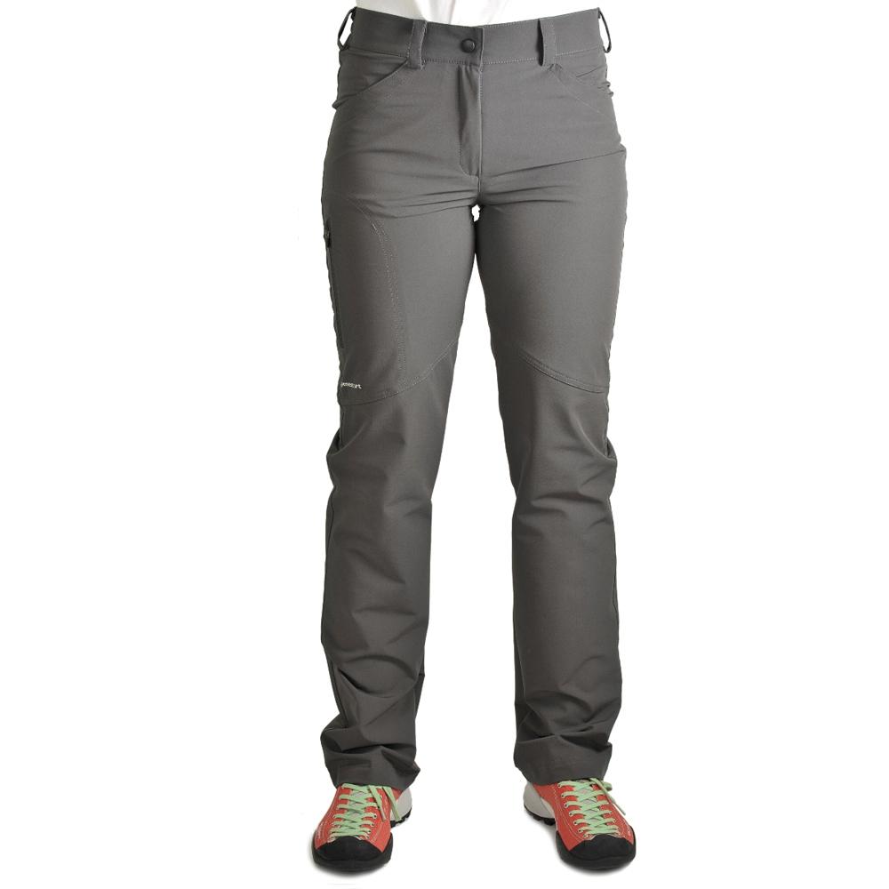 Benesport dámske nohavice Štiavnica - sivé, veľkosť XS