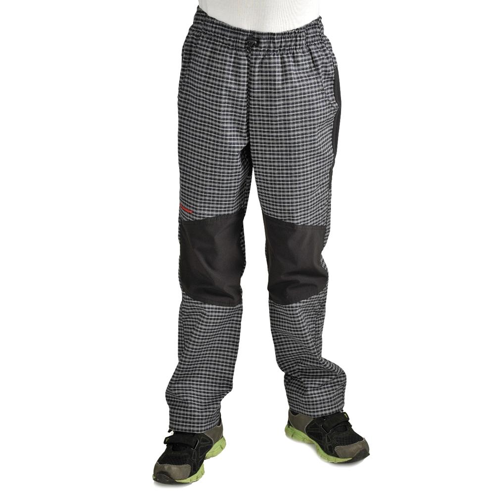 Benesport detské nohavice Ostrôžka - čierne, veľkosť 92