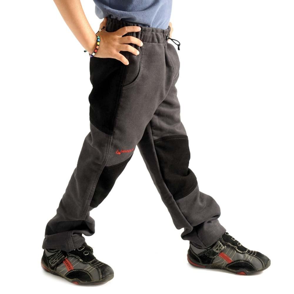 Benesport detské nohavice Spišík - sivé, veľkosť 92