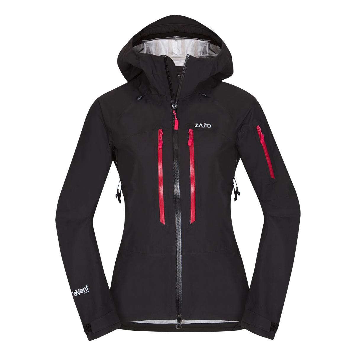 Dámska bunda Zajo Annapurna W JKT Black - veľkosť XS