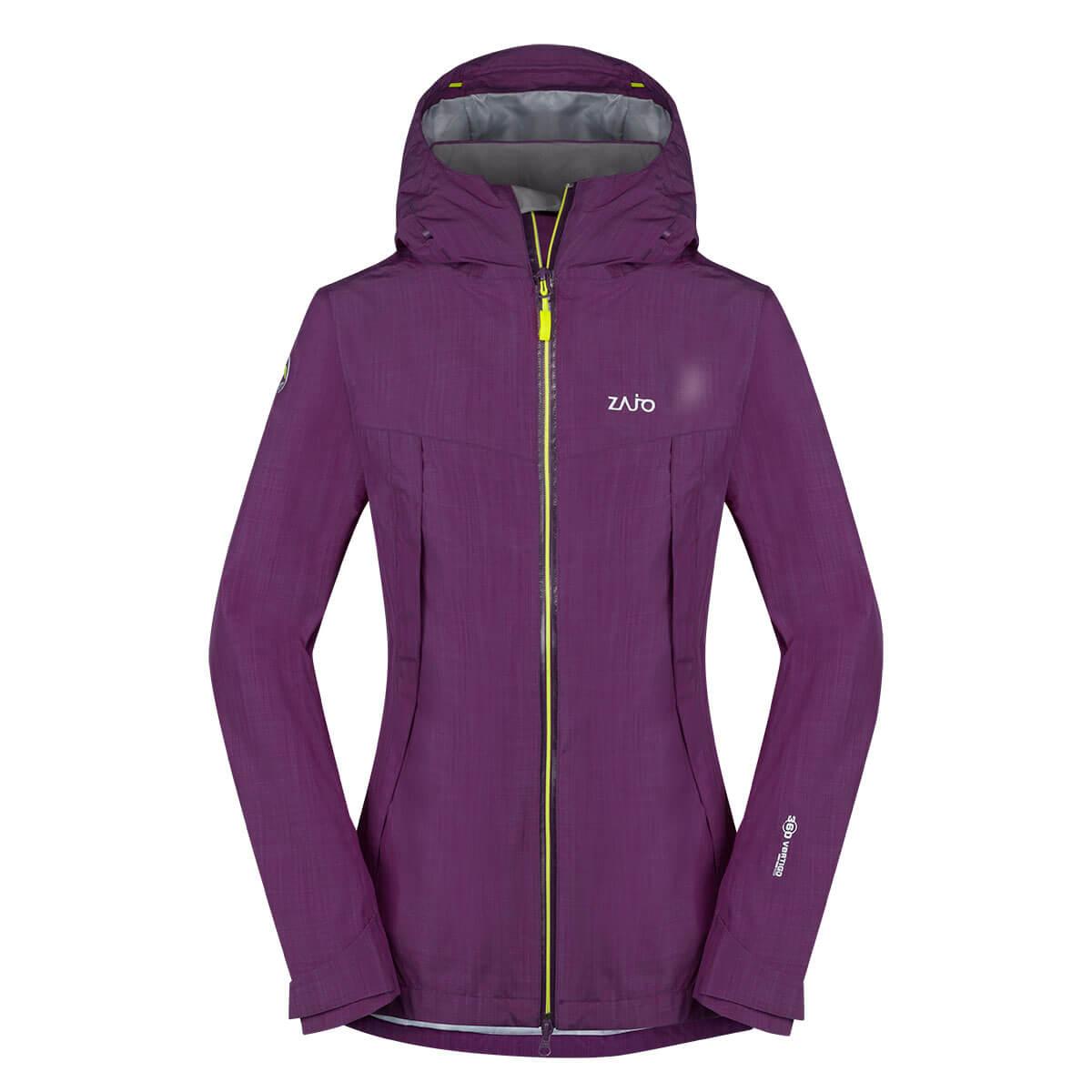 Dámska bunda Zajo Arosa Neo W JKT Dark Purple - veľkosť S