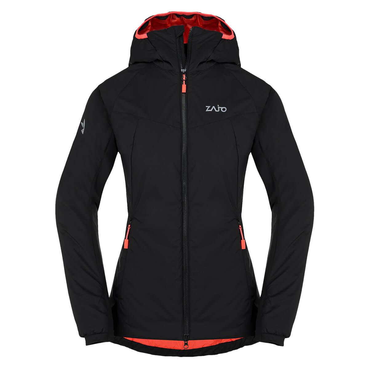 Dámska bunda Zajo Alta W JKT Black - veľkosť XS