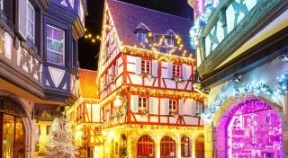 Zľava 25%: Krásy Francúzska sa dajú objavovať aj mimo Paríža. Navštívte adventné Alsasko a pozrite si čarovné trhy, rozprávkové mestá aj hlavné mesto Štrasburg a uvidíte, že Francúzsko ukrýva veľa nádhery.