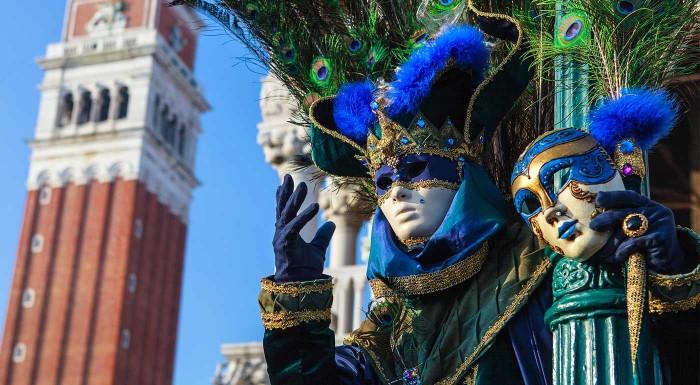 Fotka zľavy: Zájazd na benátsky karneval
