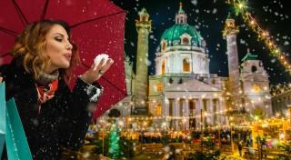 Zľava 23%: Užite si nákupy v Primarku vo Viedni aj vianočné trhy bez problémov s parkovaním, kam vás počas 1-dňového zájazdu odvezie CK Mibe Reisen.