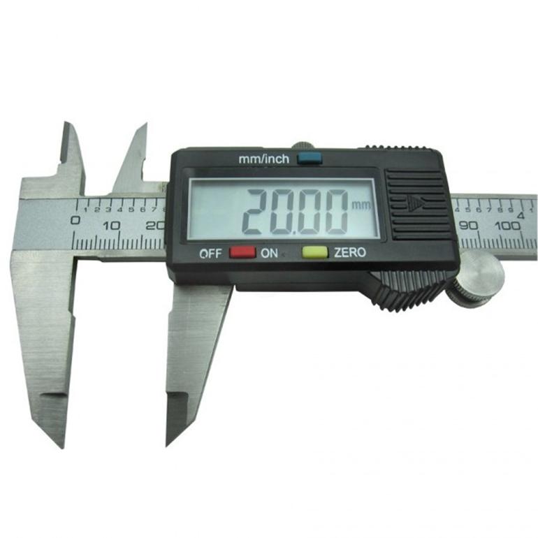 Digitálne posuvné meradlo 150 mm LCD