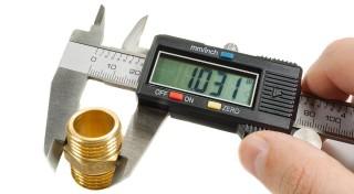 Zľava 27%: Posuvné meradlo je praktický prístroj, ktorý využijete pri prácach v dome alebo v dielni. Má navyše digitálny displej, vďaka ktorému bude vaše meranie vždy maximálne presné!