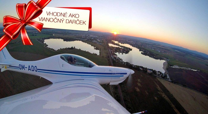 Fotka zľavy: Zážitkový let po vlastnej trase