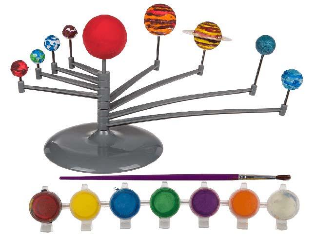 Detský planetárny systém