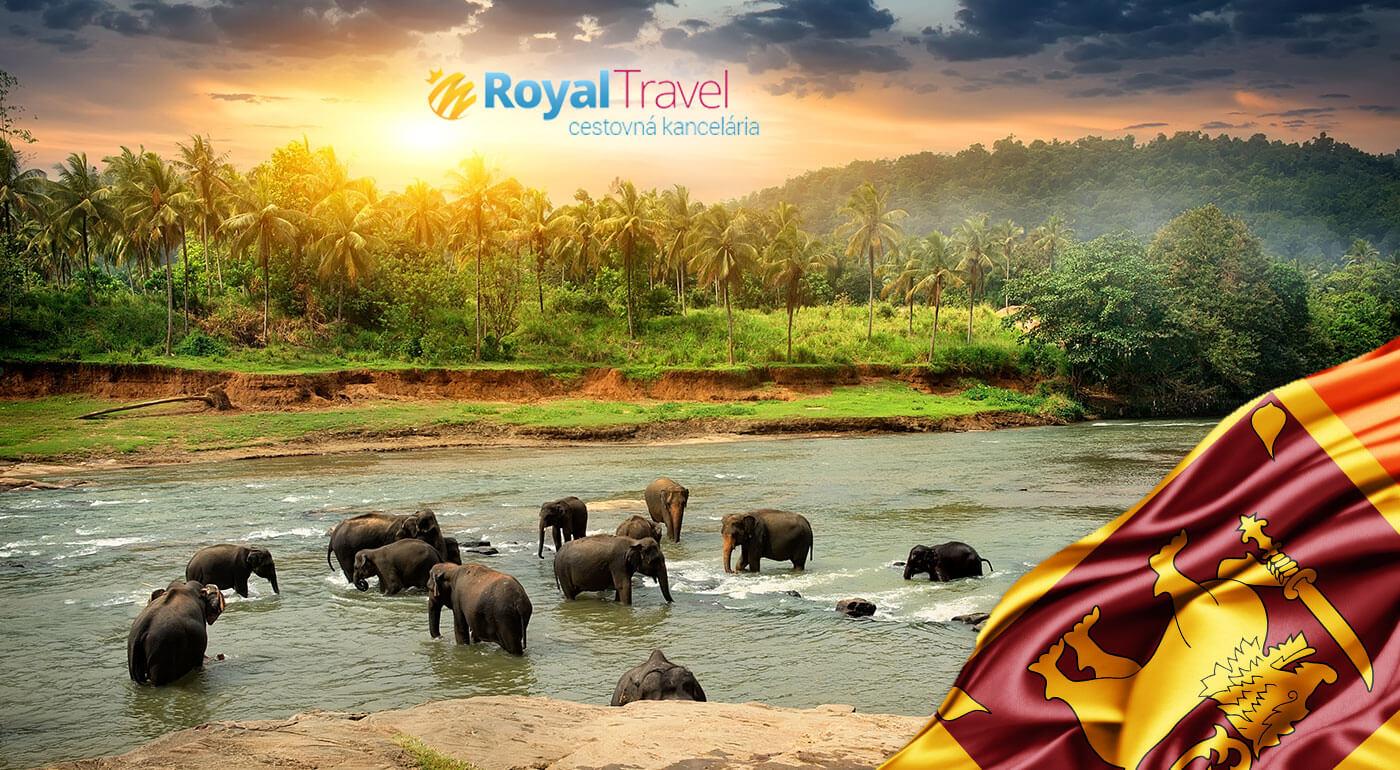 Srí Lanka: 11-dňový zlatý okruh v objatí zázračného ostrova v Indickom oceáne s polpenziou a leteckou dopravou z Bratislavy