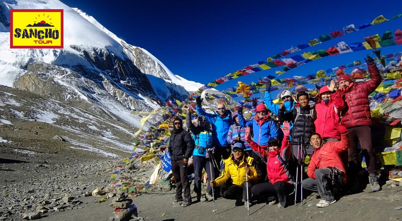 Nepál: zľava na 21-dňový zájazd Trek okolo Annapurny