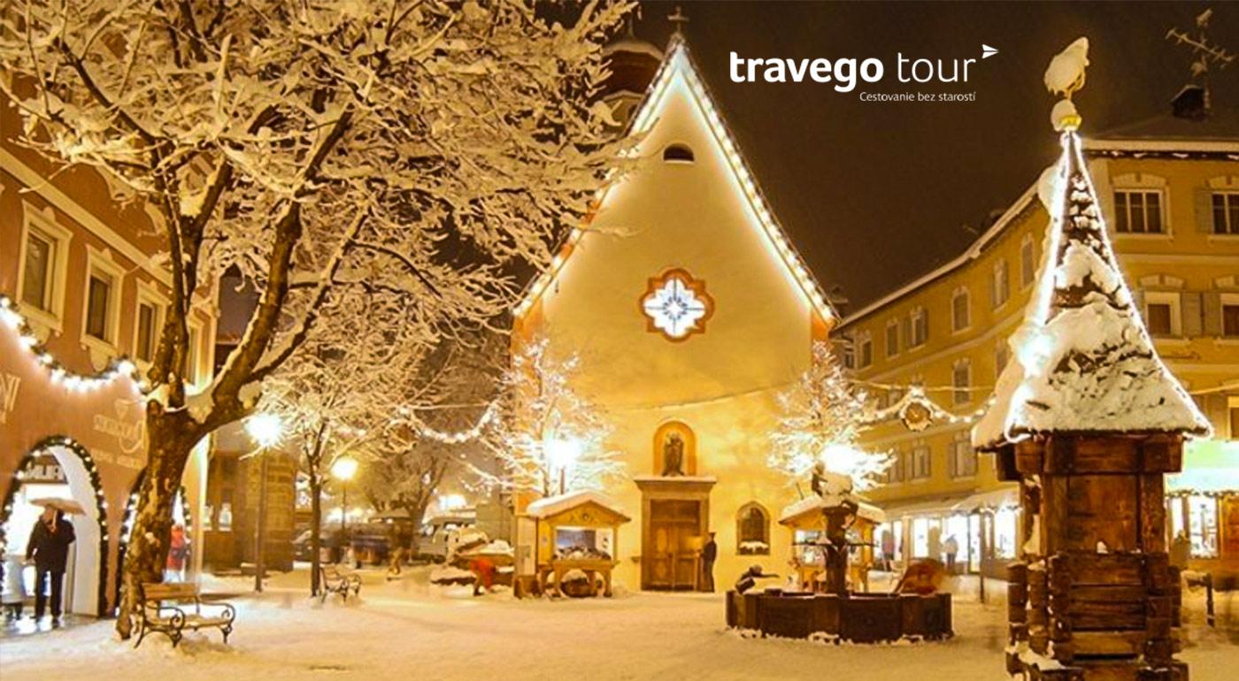 Fotka zľavy: Ak vás už nebavia okukané vianočné trhy na západe, vyberte sa s CK Travego na východ. Pripravila pre vás zájazd na Ukrajinu s prehliadkou Užhorodu, čokoládovne adventných trhov