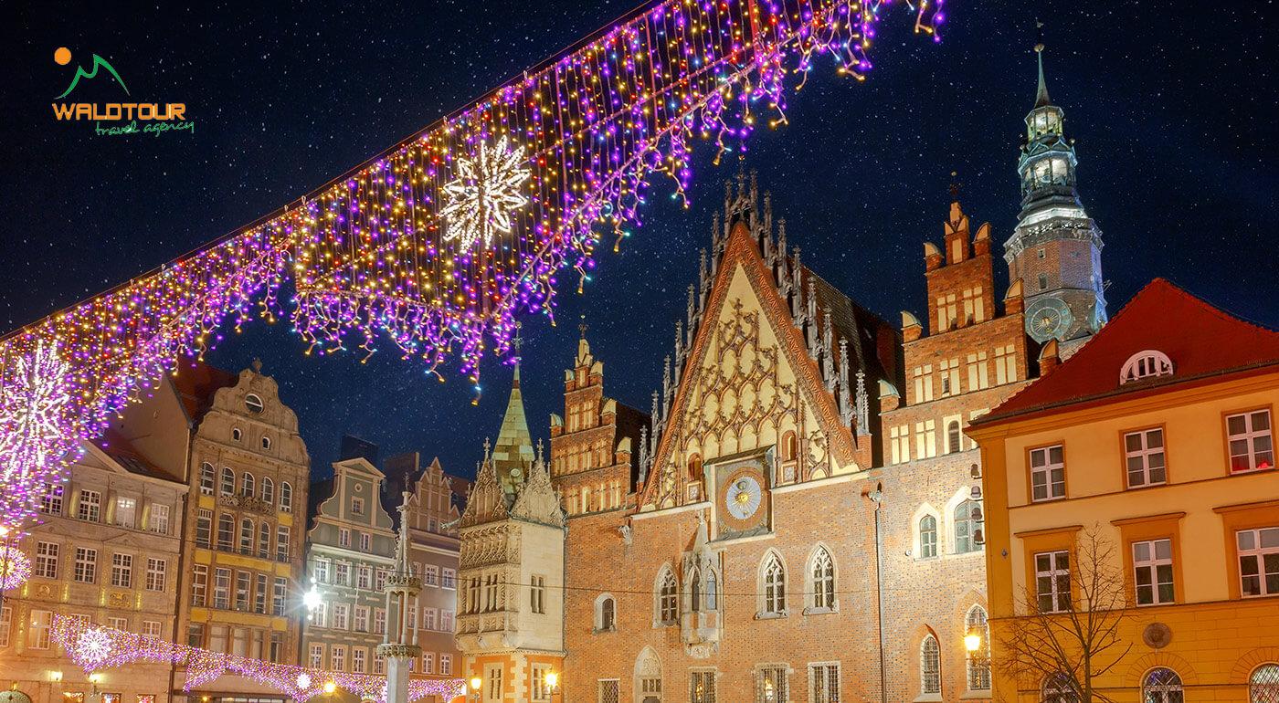 """2-dňový zájazd """"Adventné Poľsko trochu inak"""" - navštívte Krakow a Zakopané v najkrajšom období roka!"""