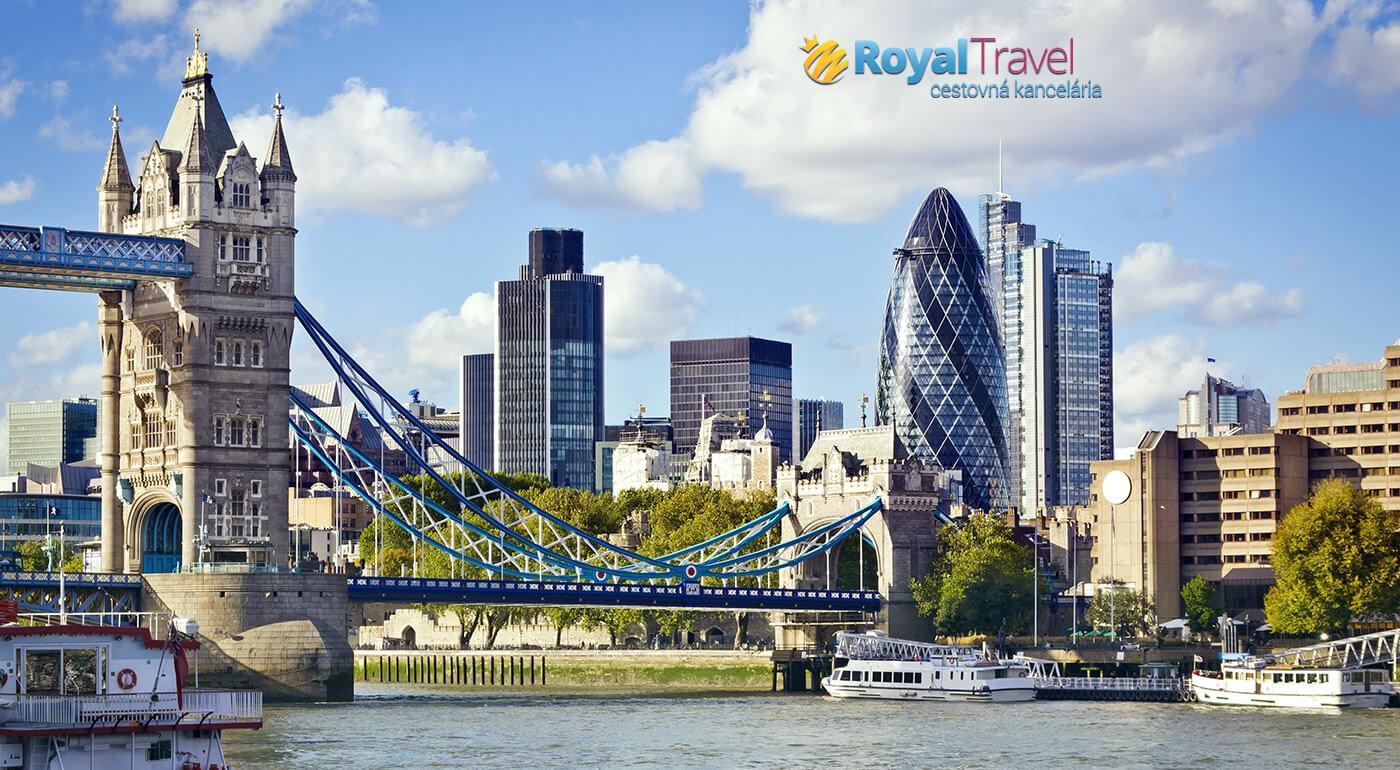 Londýn: Letecký zájazd do Anglicka s návštevou tajomného Stonehenge a Oxfordu na 4 dni - odlet z Bratislavy!