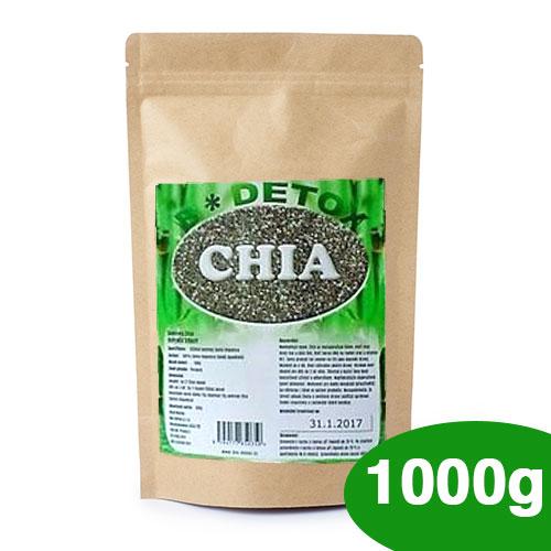 Chia semienka (1000 g balenie)