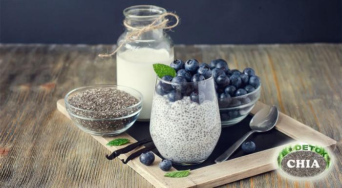 Fotka zľavy: Chia semienka pre vaše zdravie