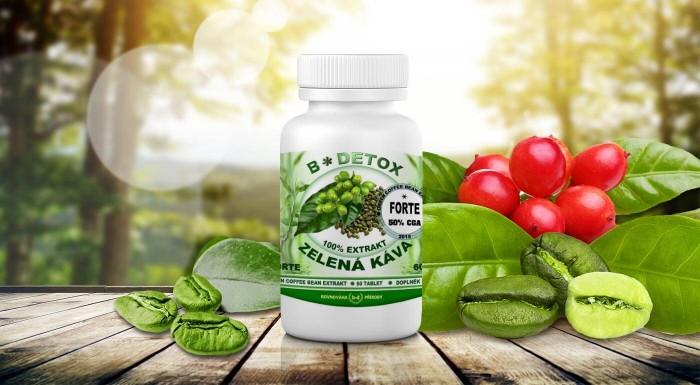Fotka zľavy: Zelená ja zdravá! Prejdite aj vy na zelenú kávu v tabletách a doprajte vášmu telu dennú porciu antioxidantov. Pomôžte nie len vášmu zdraviu, ale aj štíhlej línii.