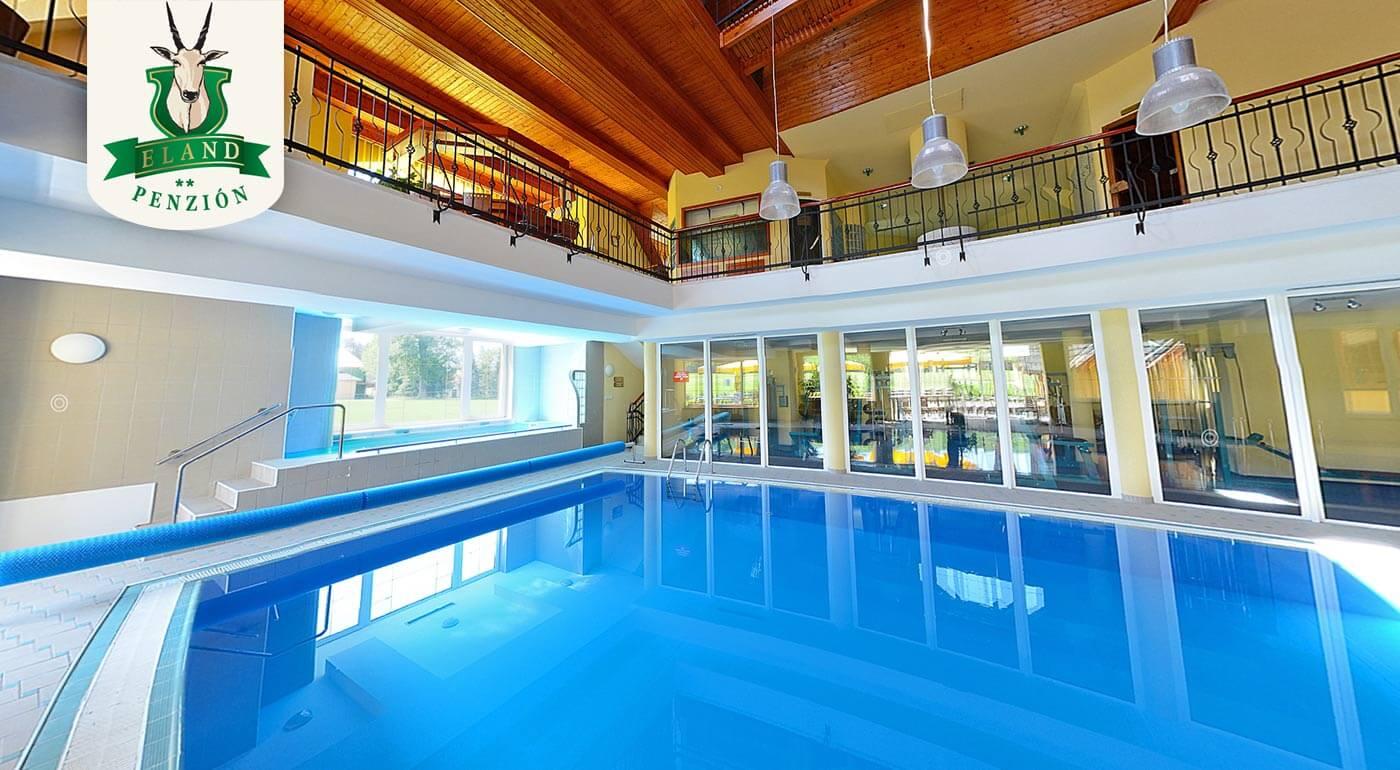 Pobyt v Zamagurí s polpenziou alebo all inclusive a relaxačným wellness balíčkom na sezónu 2018 - Wellness & Spa Ressort Eland****