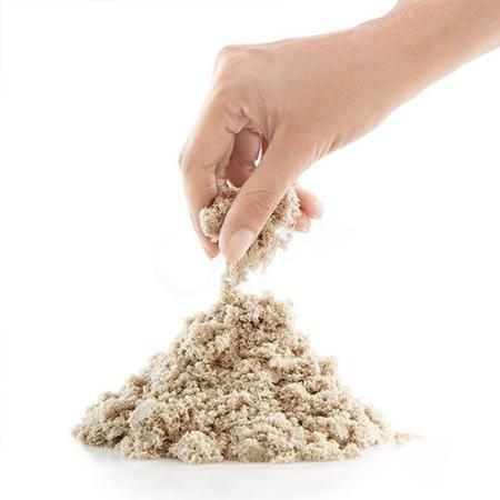 Play Sand  kinetický piesok pre deti 1kg balenie - natural
