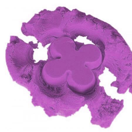 Play Sand kinetický piesok pre deti 1kg balenie - fialový