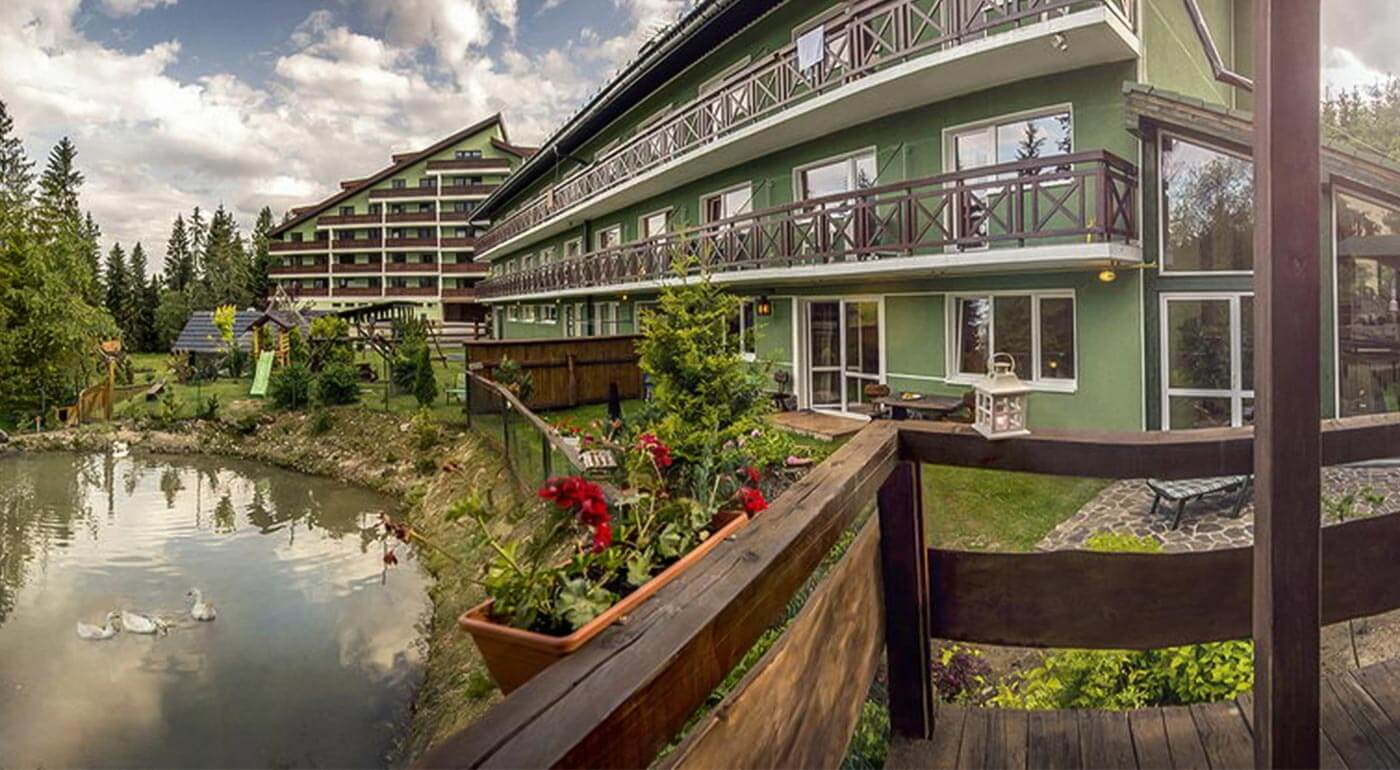 Vysoké Tatry: pobyt v Clubhoteli*** Nezábudka na 2 alebo 3 noci s polpenziou či all inclusive počas celej sezóny 2018