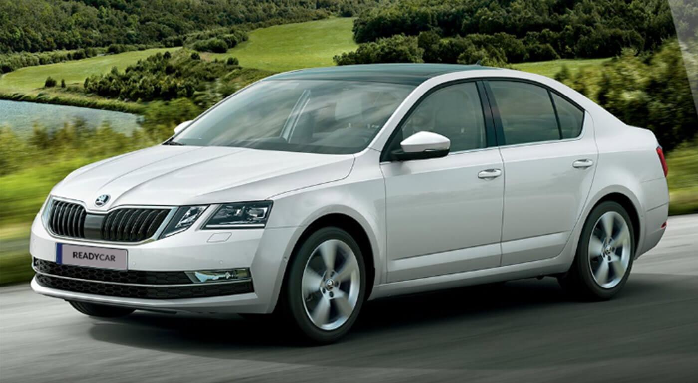 Požičanie auta Škoda Rapid alebo Octavia aj na cestu do zahraničia v autopožičovni READYCAR